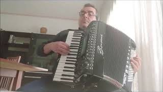 """Occhi neri"" (Oci Ciornie) celebre melodie russe. Esecuzione: Giuseppe Valvano"