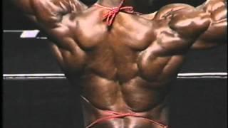 Iris Kyle - 2002 Ms Olympia