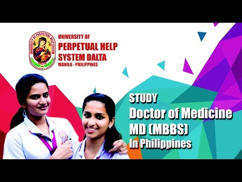 STUDY MD(MBBS) IN PHILIPPINES