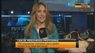 LVP Finalcup H2O en Noticias de Antena 3