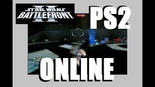 Star Wars Battlefront 2 LiveStream PS2