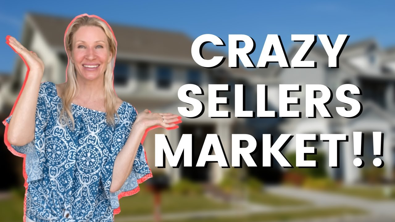 Maintaining Sanity🙄Home Selling🏘💵in 2021 with Top Realtor Kimmy Rolph 🙋🏼♀️