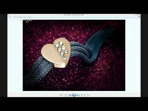Jewelry Photography Contest Winners: Shiny Jewelry (March 2014)
