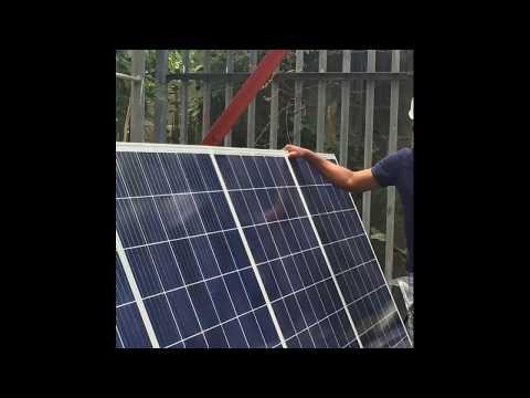 MSG Energy Telecoms Solar Installation, Ajah, Lagos, Nigeria