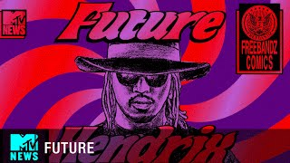Future Discusses His Alter Egos | MTV News