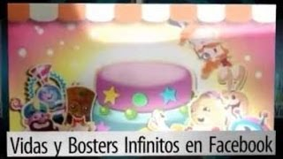 Vidas infinitas Candy Crush Saga Facebook