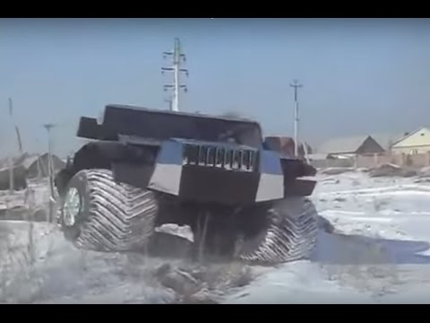 Amphibious Vehicles Homemade Off road Test Compilation - YouTube