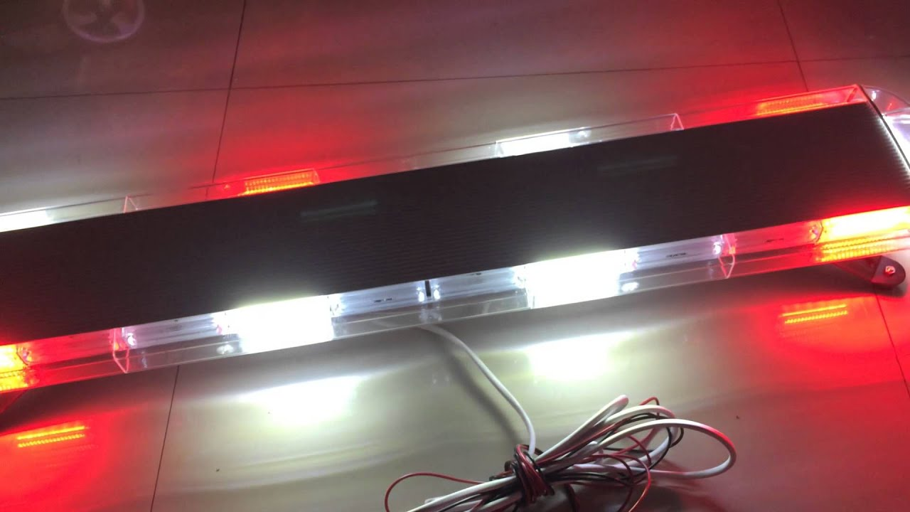 Cob 22 module emergency light bar strobe warning lightbar 47 inch cob 22 module emergency light bar strobe warning lightbar 47 inch led aloadofball Image collections