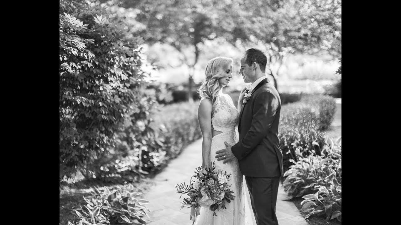 David and christine wedding