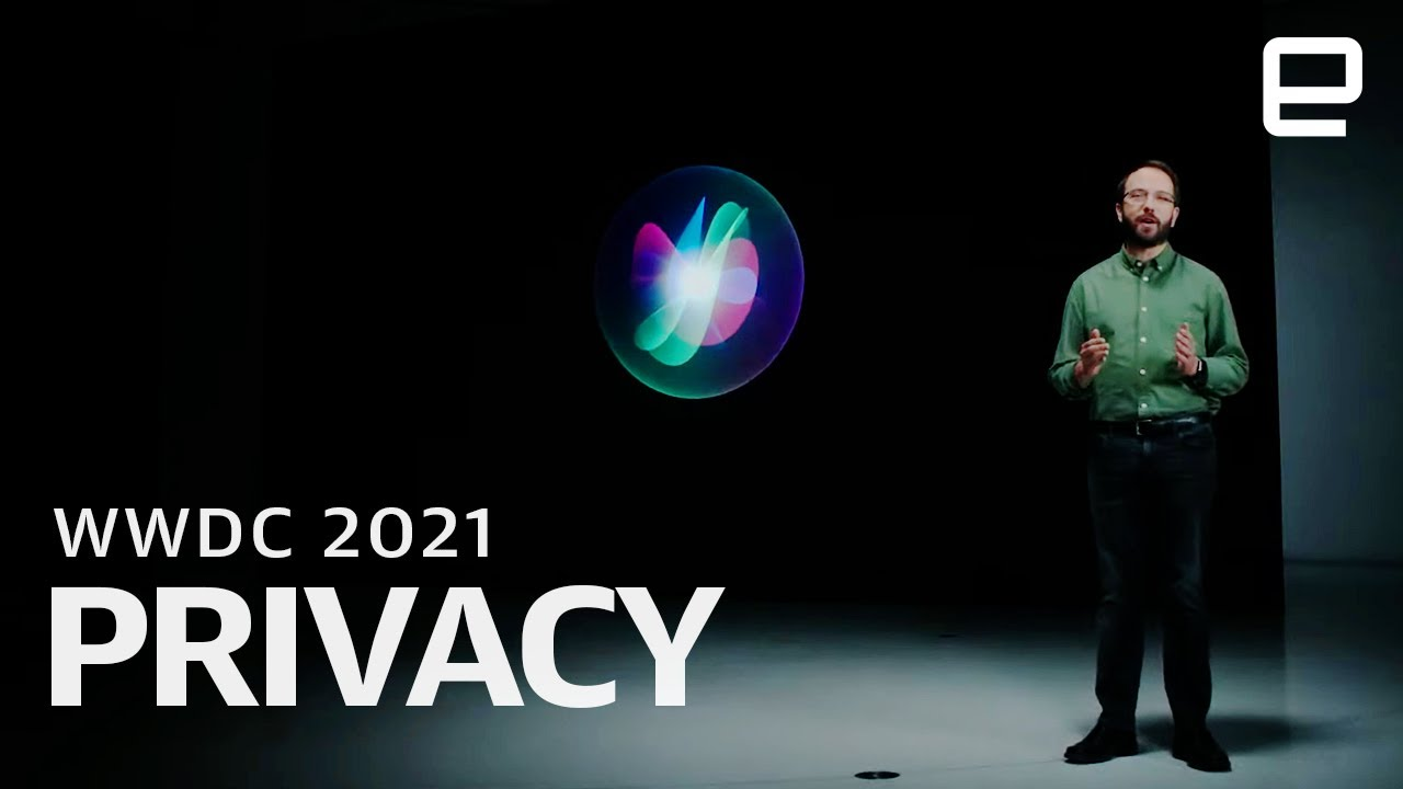 Apple's improved privacy controls at WWDC 2021 in under 4 minutes - Engadget thumbnail