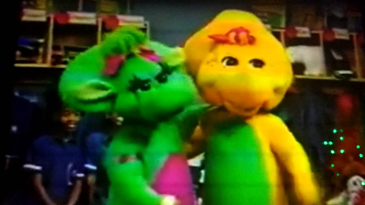 barney bj baby bop they might be giants robot parade youtube