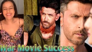 War Movie Success party And Hausefull4 Movie Shooting Time masti video ||