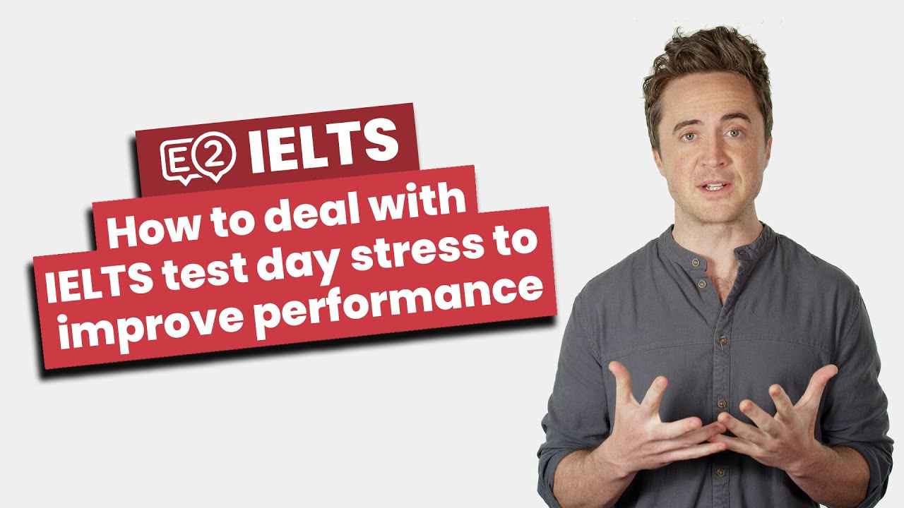 How to deal with IELTS Test Day Stress & Anxiety