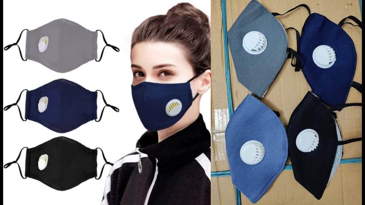 How To Make Face Mask at home to Avoid Corona Virus   Handmade Mask   DIY Face Mask