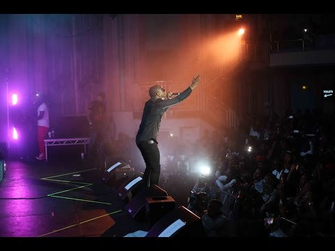 DAVIDO'S CONCERT LONDON 2015 [Full Performance] Powered By Smade Events