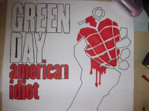 analyzing green days american idiot trhough Group 1 (writing, pedagogy, and literacy) 7000 poetry workshop: poetry of humanity and hope r forman/t, th 2-4:45 in this workshop we will explore poetry of.