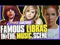 Famous Libras in the Music Scene Celebrating Their Birthday Season