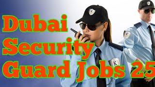 Direct Security Guard Visa | Azhar Vlogs Dubai | Azhar Consultants LLC Dubai Dubai Jobs