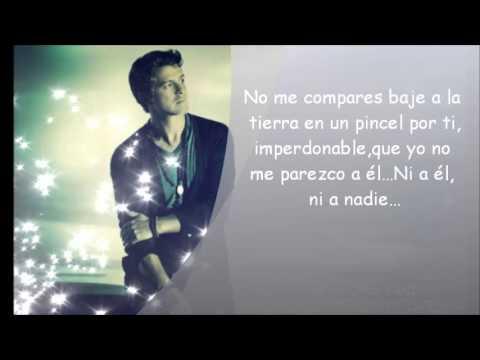 Alejandro Sanz No Me Compares - Tema Musical De Amores Verdaderos - (Con Letra)