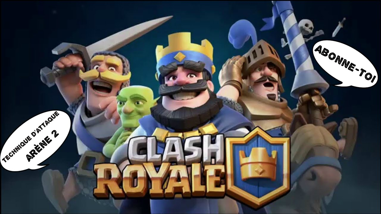 meilleur deck clash royale
