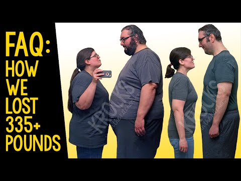 15 Minute Recap: Exactly How We Lost 335+ Pounds On A Plant-Based Diet + Frequently Asked Questions!