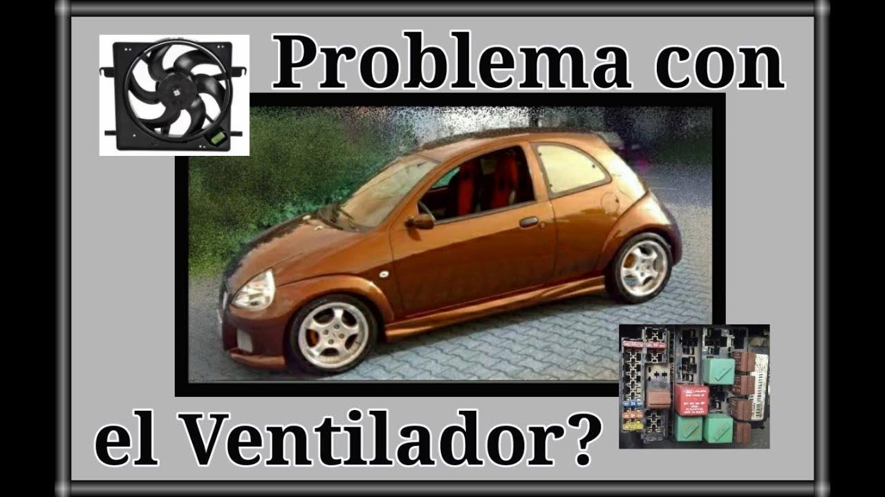 Ventilador No Prende O Se Queda Activado Ford K Youtube Sistema De Enfriamiento 2000 Mazda Mpv Engine Diagram