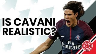 Is Cavani A Realistic Target? | Manchester United Transfer News | Paper Talk