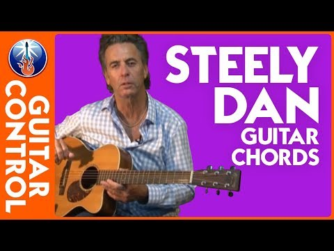 Sweet and Fancy Acoustic Blues Chords - Steely Dan style blues