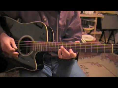 Heard it in a Love Song guitar lesson