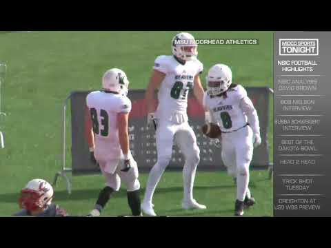 Midco Sports Tonight - NSIC Weekend Highlights 11/14/17