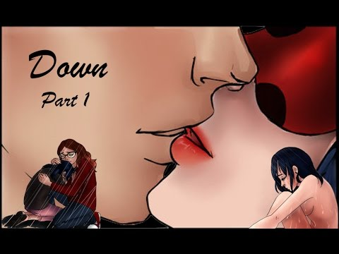 """Down"" Part 1 Miraculous Ladybug Comic Dub"