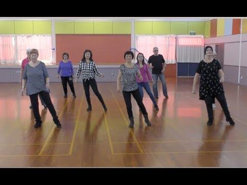 KEITH Line Dance - Chrissie Trent (NZ)