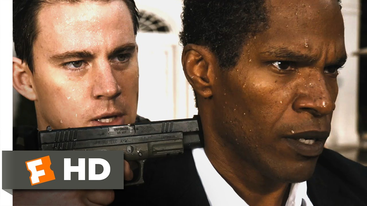 Download White House Down (2013) - You're Not Going to Shoot the President Scene (5/10) | Movieclips