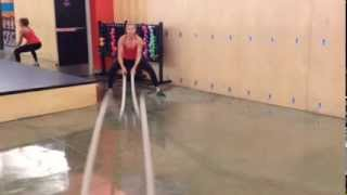 Undulating Rope Training