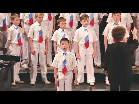 """Vychožu Odin Ja Na Dorogu"" - Boy Soloist & Boys Choir DUBNA – SHASHINA/LERMONTOV- Translated Lyrics"