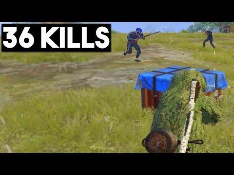 FIGHTING ENEMIES FOR 10 MINS STRAIGHT! | 36 KILLS Duo vs Squad | PUBG Mobile