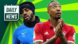 TRANSFER NEWS: Jerome Boateng to PSG + Danny Rose Transfer Update ► Daily Football News