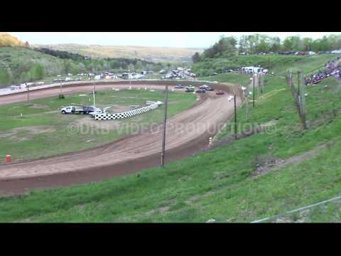 Hidden Valley Speedway 4 Cylinder Heat 2 of 3 5-11-19