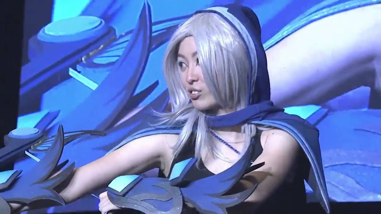 cosplay competition dota 2 esl one manila 2016 dota 2 youtube