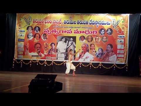 adivo alladivo classical dance by Likith raj