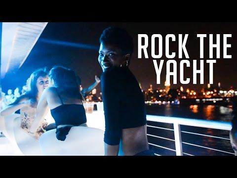 Hot 97s Bob Konders & Jabba Host Coors Light Rock the Yacht