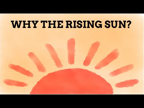 Why Is Japan The Land Of The Rising Sun?