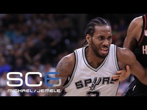 Can Kawhi Leonard Carry The Spurs Without Tony Parker? | SC6 | May 4, 2017