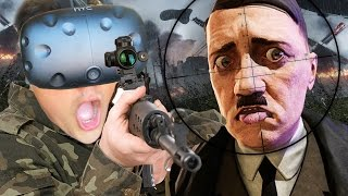 assassinate hitler in virtual reality