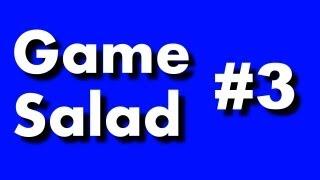 Game Salad #3 - Инверсия багов