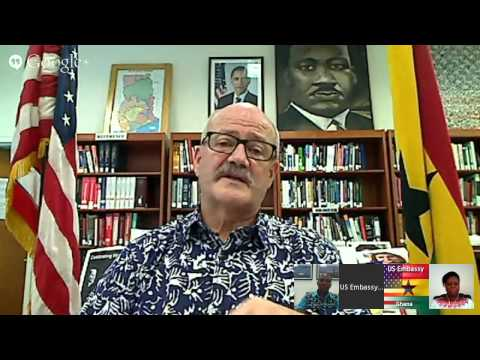 Hangout with Jim Bever