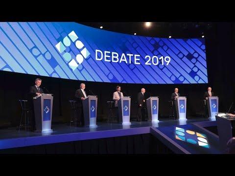 Segundo Debate Presidencial 2019 - EN VIVO