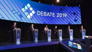 Segundo Debate Presidencial 2019 - EN VIVO Video