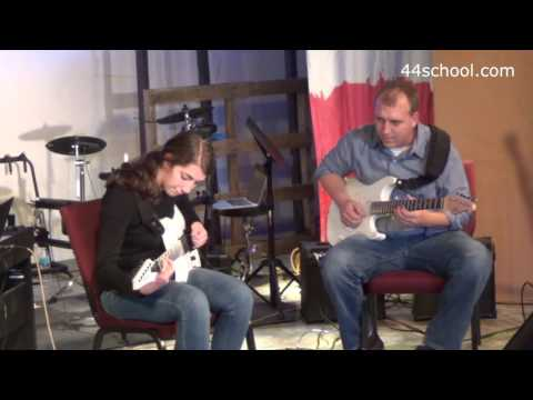 McKinney Guitar  Briana G 44 School of Music Texas