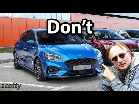 Why Not to Buy a Ford Focus